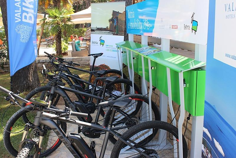 e-Bike Charging Stations