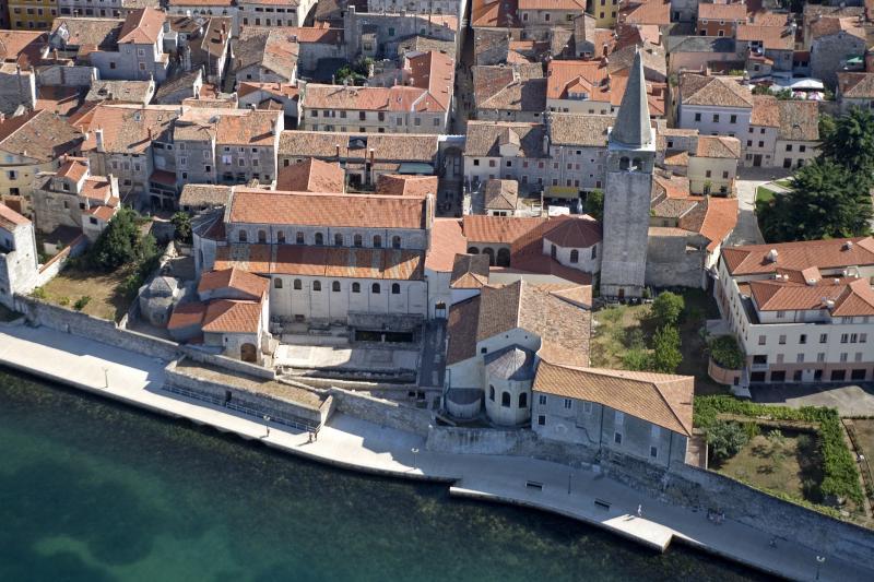 Poreč's rich old city
