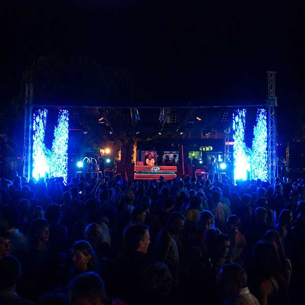 The First Poreč Open Air Festival