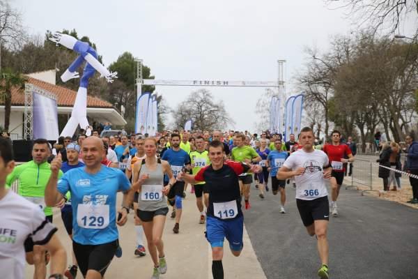 Plava Laguna Half Marathon 24.03. - 25.03.2018