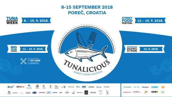 Offshore World Challenge & Tunalicious Street Food Festival 12.-15.09.2018.