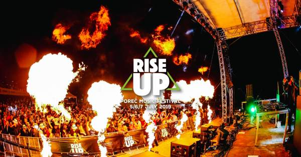 Rise Up - Poreč Music Festival
