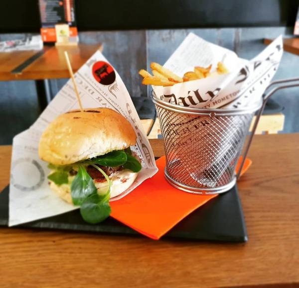 Burger bar Burgerija