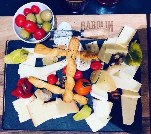 Cheese Bar Barolin