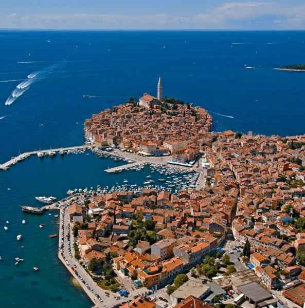 Rovinj-Rovigno, romantic Mediterranean