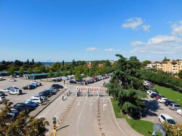 Car Parks in Poreč