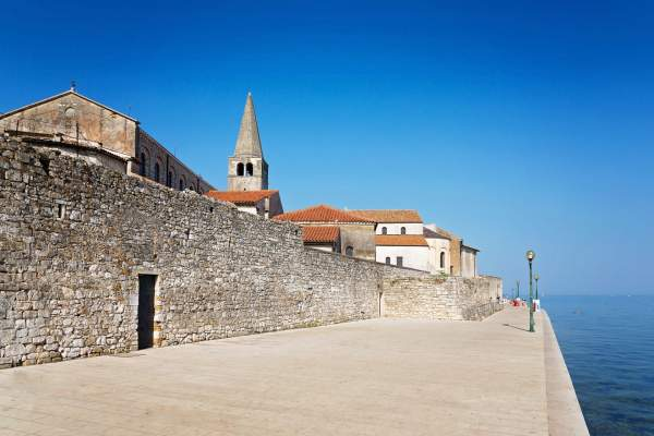Poreč – a city with a thousand-year history