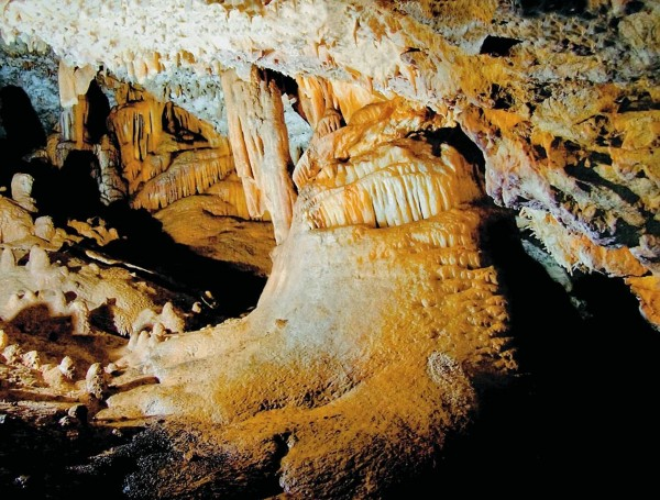 Mramornica Cave