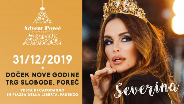 Severina and Uno momento for the New Year!