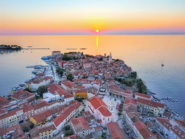 Enjoy the view from Croatia