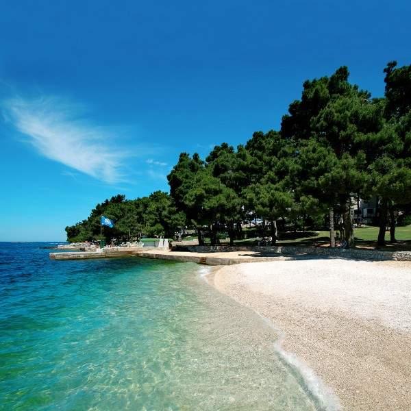 Hotel Laguna Parentium Beach