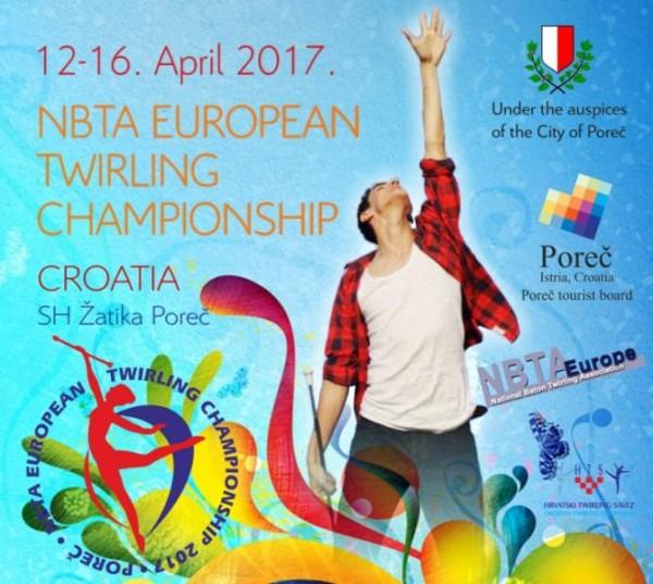 European Twirling Championship 2017