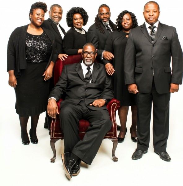 The Charleston Gospel Singers