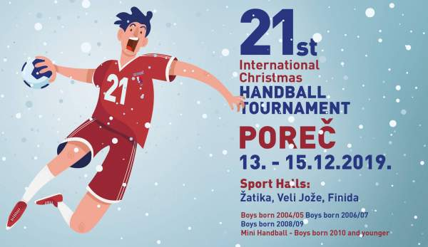 21st International Christmas Handball Tournament