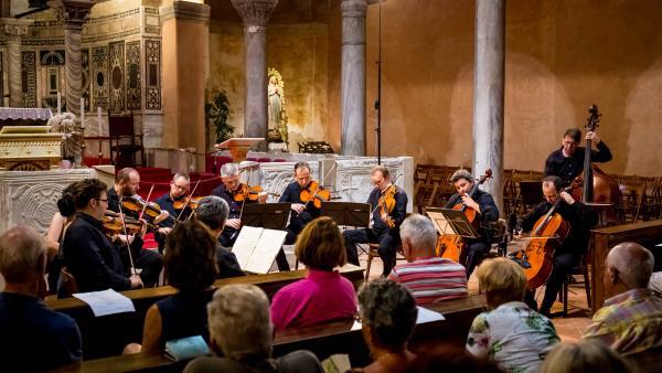 Koncerti u Eufrazijani / Zagrebački solisti
