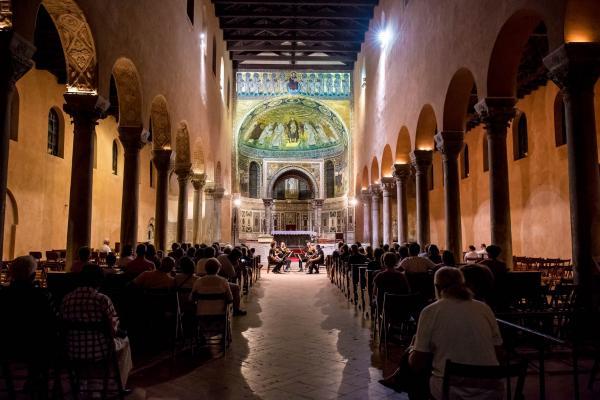Concerti nella Basilica Eufrasiana