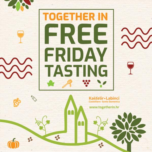 Together In Free Friday Tasting