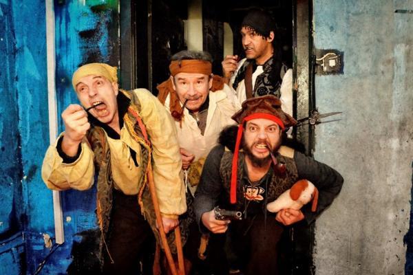 Kabaret Bruti šporki istrijanski pirati