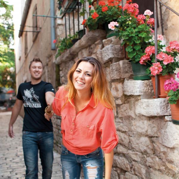 Un fine settimana romantico a Parenzo