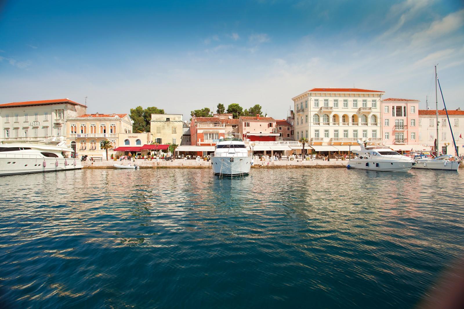 Poreč I Istria I Croazia
