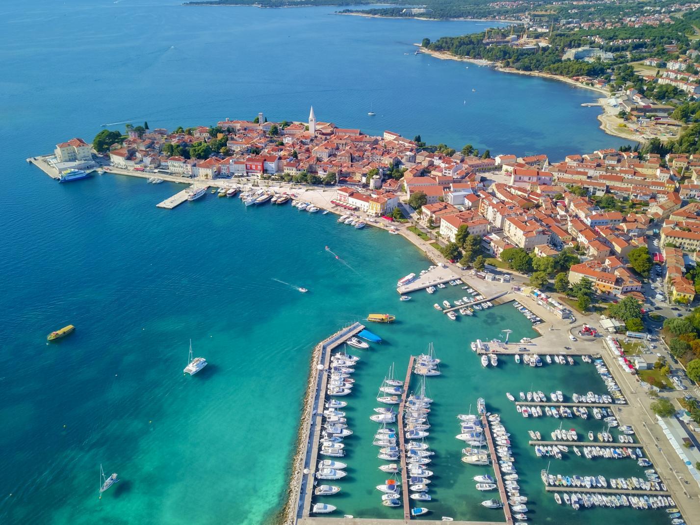 Poreč I Istra I Hrvaška